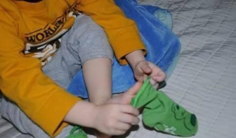 одевать ребёнка
