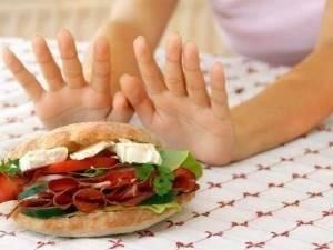 питания при холецистите