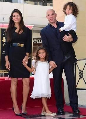 семья Вин Дизеля
