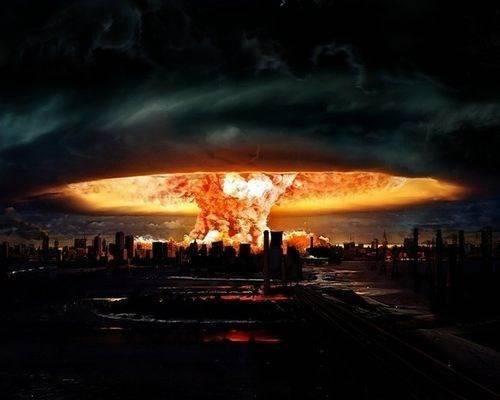 ядерный удар америки