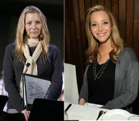 Лиза Кудроу без макияжа